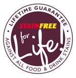 Stain-free